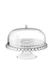 Guzzini CAKE STAND WITH DOME/CHIP & DIP - Product Mini Image