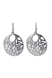 Galerias 925 Calado Earrings - Product Mini Image