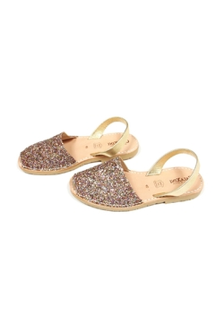 Shoptiques Product: Crystal Glitter Sandals
