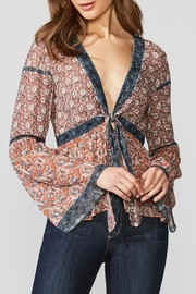 Bailey 44 Calcutta Top - Front cropped