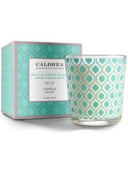 Caldrea Pear-Blossom Agave Candle - Product Mini Image