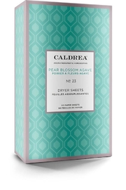 Caldrea Pear Dryer Sheets - Product Mini Image