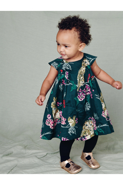 Tea Collection Caledonian Forest Baby Dress - Product List Image