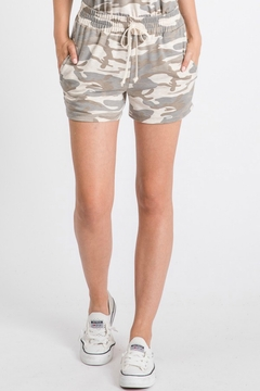 First Love Cali Camo Short - Product List Image