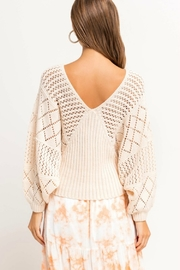 Lush Clothing  CALI LOVE SWEATER - Side cropped
