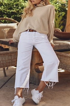 Risen Jeans  Cali white Jeans - Product List Image