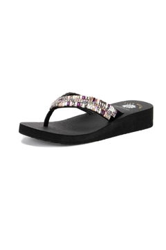 Yellow Box Caliana Purple Sandal - Alternate List Image