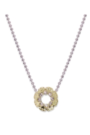 Officina Bernardi Calicanto Necklace - Front full body