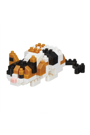Nanoblock Calico Cat - Product Mini Image