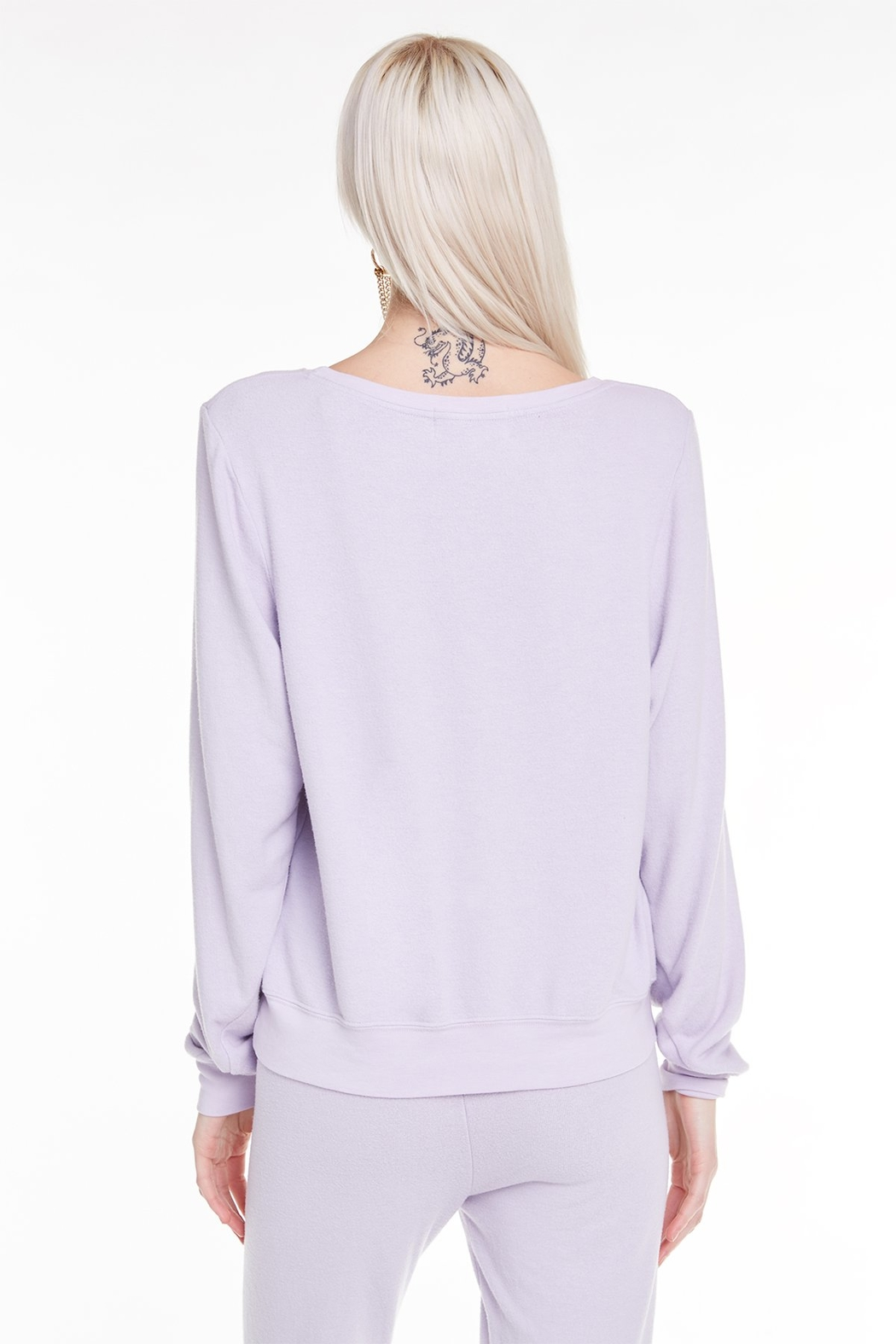 Wildfox California Baggy Beach Jumper - Side Cropped Image