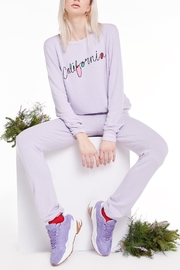 Wildfox California Baggy Beach Jumper - Front cropped