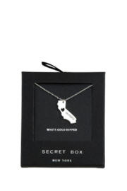 Secret Box California Necklace - Product Mini Image