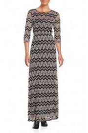 California Moonrise Floral Lace Maxi - Product Mini Image