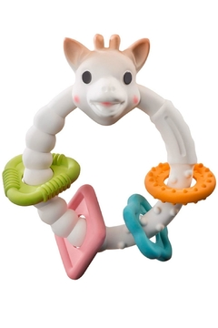 Calisson Inc Sophie Colorful Teether - Product List Image