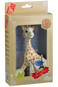 Calisson Inc Sophie Giraffe Teether - Alternate List Image