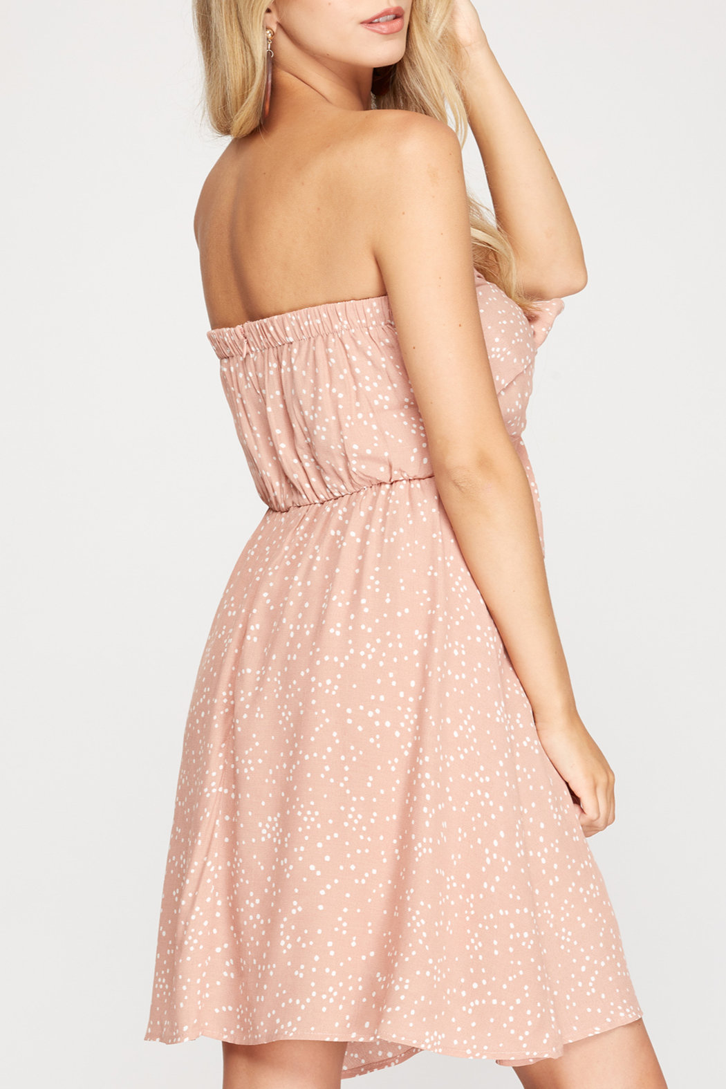 She and Sky Call Me Sweetheart dress - Front Full Image