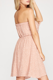 She and Sky Call Me Sweetheart dress - Front full body