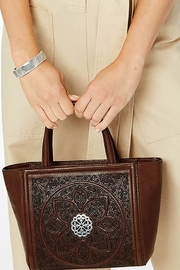 Brighton Calla Satchel Ferrara Mystique - Product Mini Image