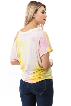 Vava by Joy Hahn Calla Tie-Dye Top - Alternate List Image