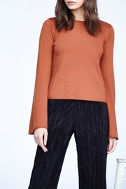 Callahan Bell Sleeve Sweater - Product Mini Image