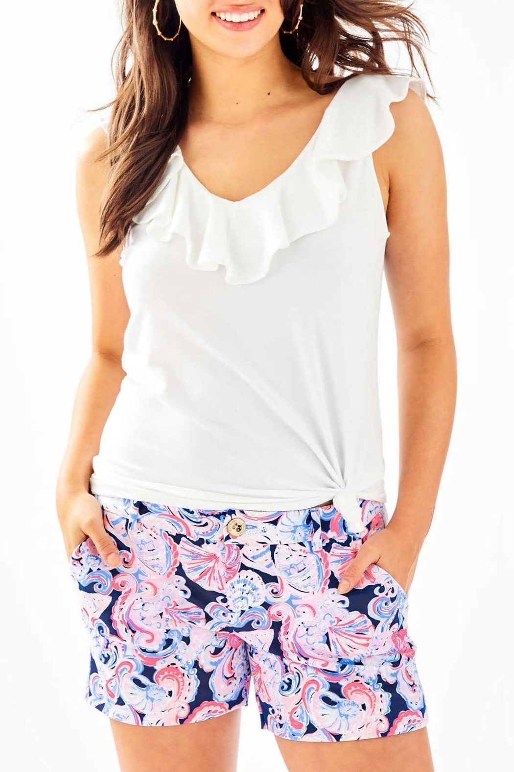 1680216fad Lilly Pulitzer Callahan Knit Short from Sandestin Golf and Beach ...
