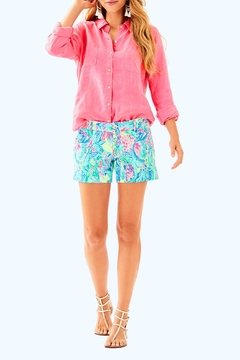 Lilly Pulitzer Callahan Knit Short - Alternate List Image