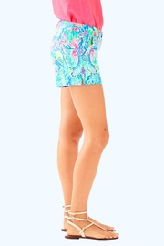 Lilly Pulitzer Callahan Knit Short - Side cropped