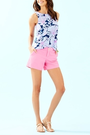 Lilly Pulitzer Callahan Stretch Short - Back cropped