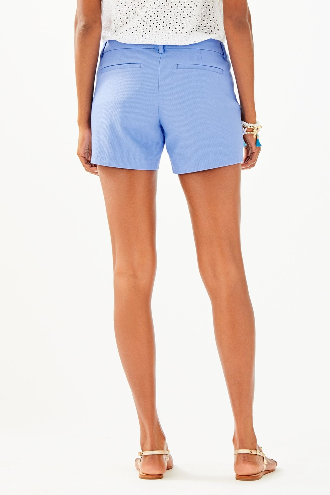 Lilly Pulitzer Callahan Stretch Short - Front Full Image