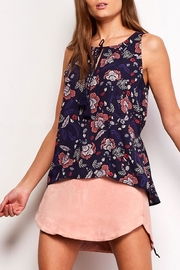 BB Dakota Callan Floral Top - Product Mini Image