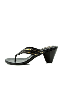 Shoptiques Product: Lacy Leather Sandal