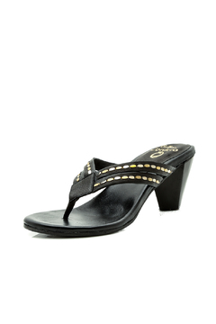 Calleen Cordero Lacy Leather Sandal - Alternate List Image