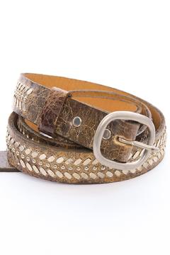 Shoptiques Product: Calleen Leather Belt