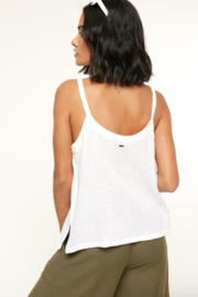O'Neill Callen Button Cami - Front full body