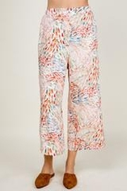 Young At Heart Challis Lauren Pant - Front cropped