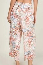 Young At Heart Challis Lauren Pant - Front full body