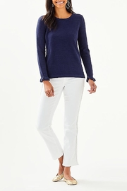Lilly Pulitzer Calloway Chenille Sweater 004498 - Side cropped