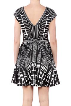 CALORE Geo Print Dress - Alternate List Image