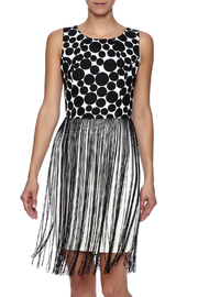 CALORE Polka Dot Top Dress - Product Mini Image
