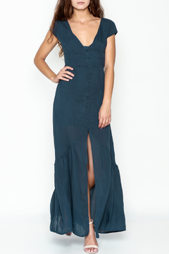 Shoptiques Product: Button Down Maxi