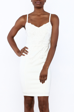 CALS Classic White Dress - Product List Image