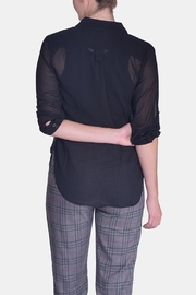 CALS Everyday Sheer Blouse - Side cropped