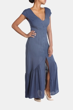 CALS Button Down Maxi Dress - Product List Image