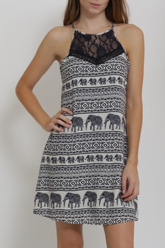 CALS Printed Easy Dress - Product List Image