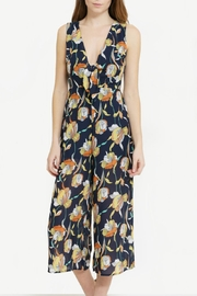 CALS Retro Print Jumpsuit - Product Mini Image