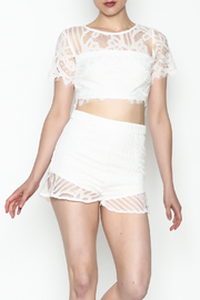 CALS White Short Set - Product Mini Image