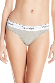 Calvin Klein Thong - Front cropped
