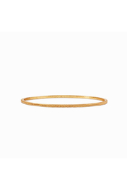 Julie Vos Calypso Stacking Bangle Gold-Medium - Product Mini Image