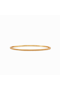 Julie Vos Calypso Stacking Bangle Gold-Small - Product List Image