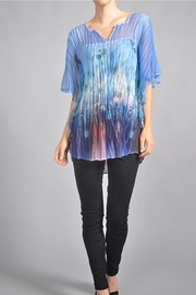 Komarov Calypso Watercolor Tunic - Product Mini Image